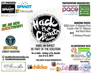 Let's do It! Hack the Climate: Manila
