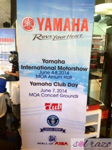 Experience a Fun-Filled day with the Yamaha Club Day