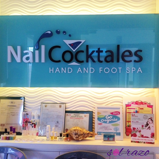 Be pampered like a princess at Nail Cocktales Spa