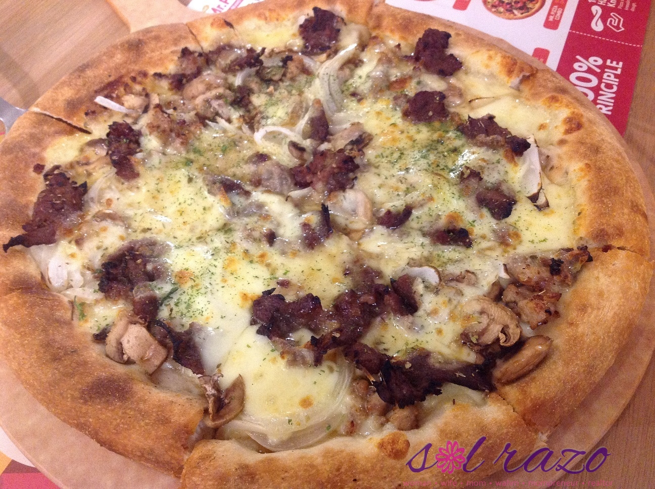 Mr. Pizza: Bulgogi