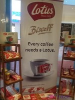 Caffe Bene loves Lotus Biscoff