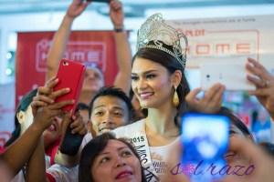 Miss Universe 2015: PLDT ambassador Pia Wurtzbach brings HOME the crown