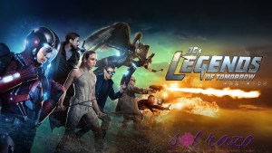Legends of Tomorrow premieres on Warner TV