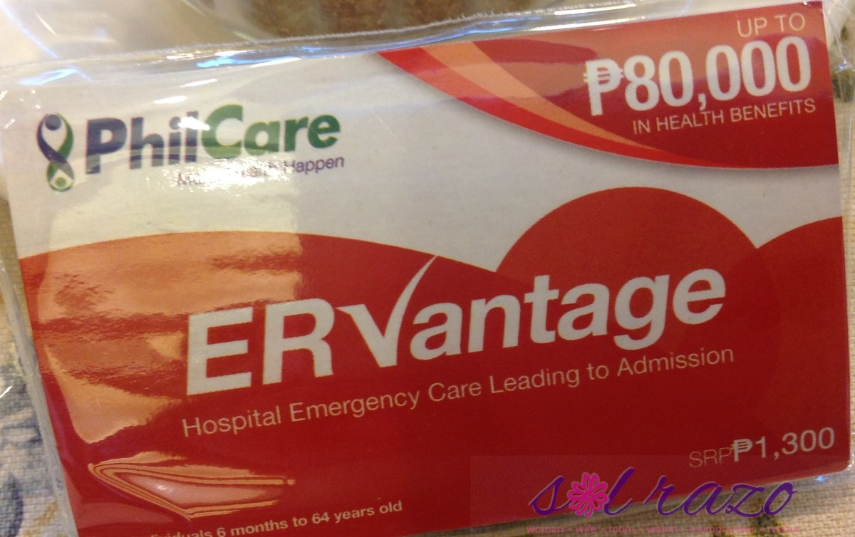 PhilCare ER Vantage 80: Maximum healthcare at a minimum cost