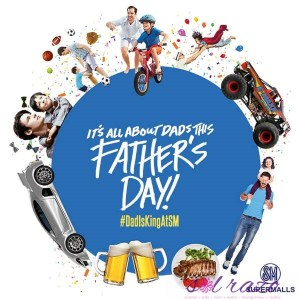 Father's Day treats from SM Supermalls