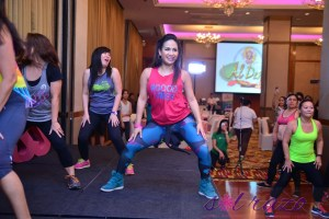 Jeunesse Anion treats moms with fun, food & fitness