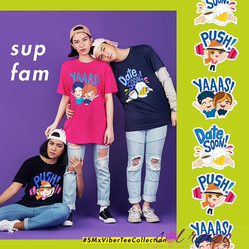 SM Viber Tee Collection