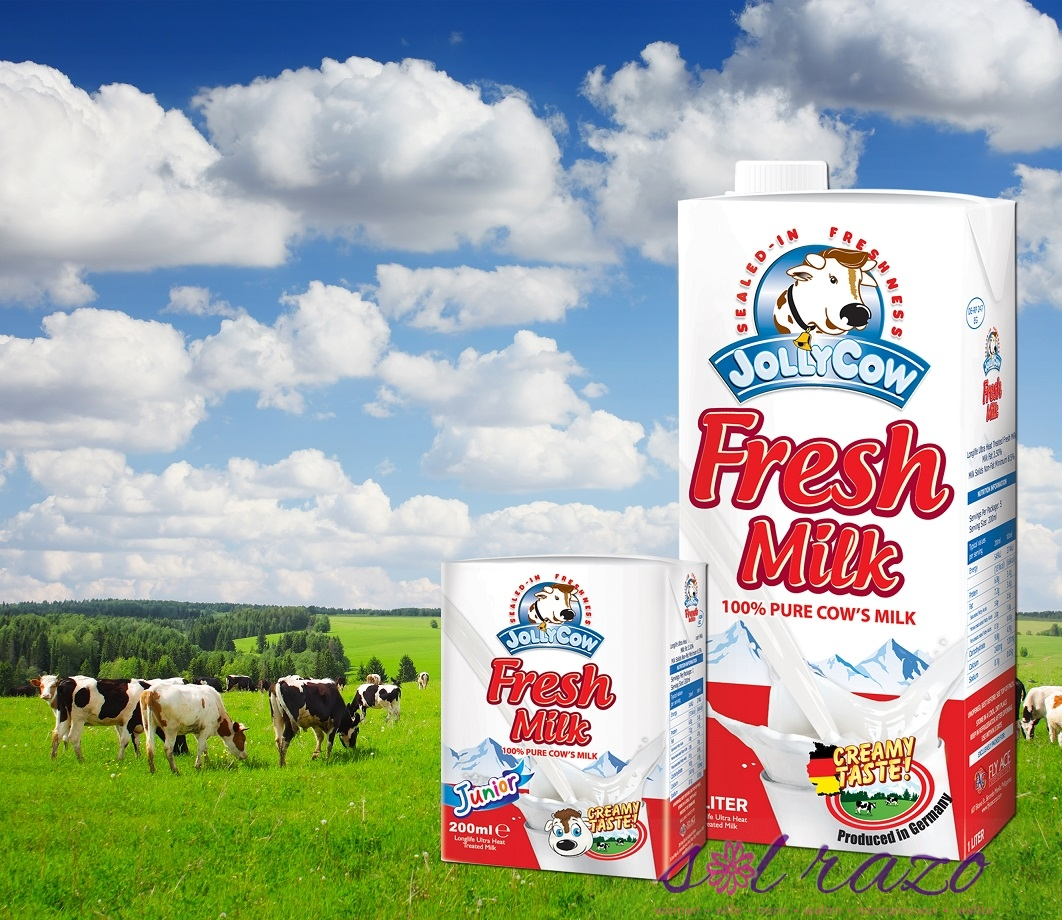 jolly cow fresh milk