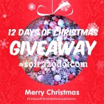 12 Days of Christmas Giveaway – 8th Day