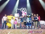 Hello Kitty Live Manila photo opp