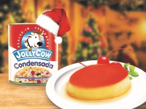 Pinoy Leche Flan by Jolly Cow Condensada