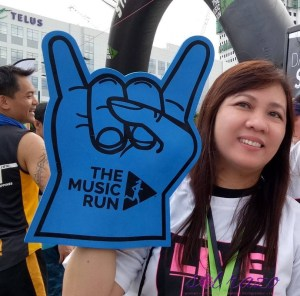 THE MUSIC RUN™ by Philam Vitality rocks Mckinley West