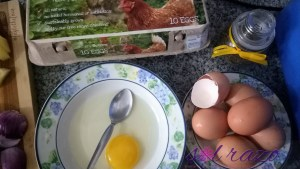 Healthy Options all-natural eggs vs common eggs