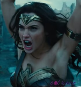 Wonder Woman vs her armpits