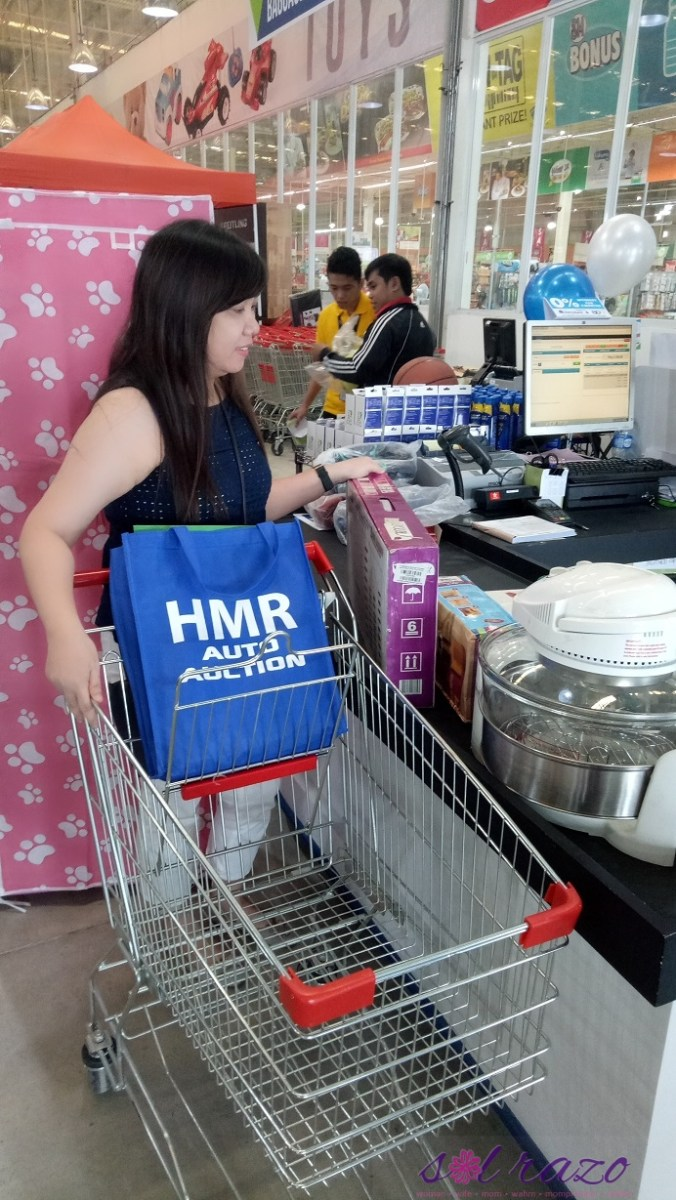 HMR Trading Haus Las Pinas Grand Opening deals