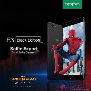 Spider-man: Homecoming with OPPO, get free movie tickets!