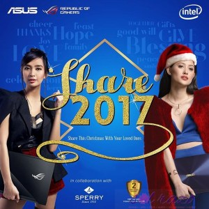 ASUS Philippines 2017 Christmas Promo