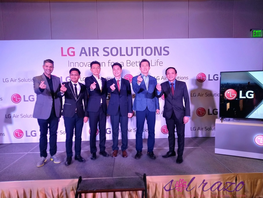 LG Electronics introduces brand new line-up for single commercial air conditioners