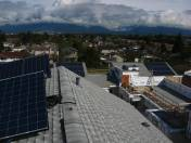 Van CC Cohousing solar