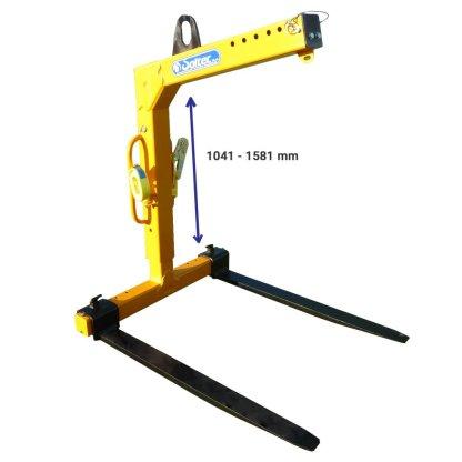 Self Leveling Crane Pallet forks FORK FOR CRANE