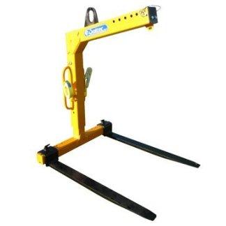 Forks for crane