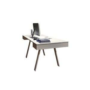 Mesa de oficina Angulo – 2 cajones