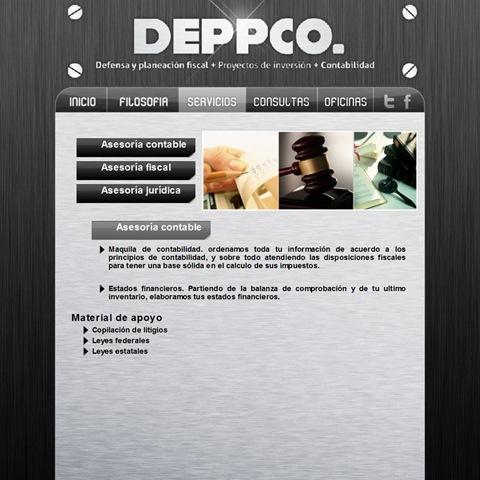 deppco.com.mx