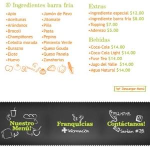 Artículo Salad Express!