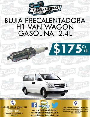 BUJÍA PRECALENTADORA H1 VAN THETA 2.4L