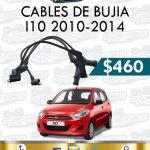CABLES BUJÍA I10 1.1L 2010-2014