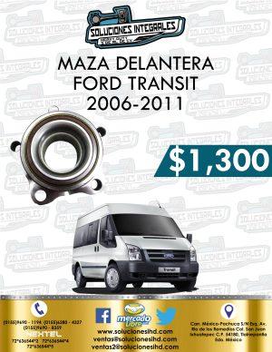 MAZA DELANTERA FORD TRANSIT 2006-2011