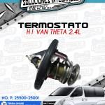 TERMOSTATO H1 VAN THETA 2.4L