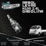 ÁRBOL LEVAS H100 GASOLINA 2.4L