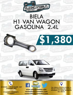BIELA MOTOR H1 VAN THETA 2.4L