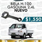 BIELA MOTOR H100 GASOLINA 2.4L