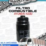 FILTRO COMBUSTIBLE HYUNDAI H200