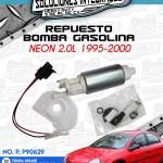 REPUESTO BOMBA GASOLINA NEON 2.0L 1995-2000