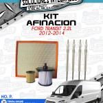 KIT AFINACIÓN FORD TRANSIT 2.2L 2012 – 2014