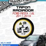 TAPÓN RADIADOR FIESTA 1.6L 2011-2016