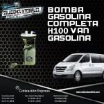 BOMBA GASOLINA COMPLETA  H100 VAN GASOLINA THETA 2.4L