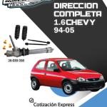 DIRECCION COMPLETA CHEVY 1.6L 94/05