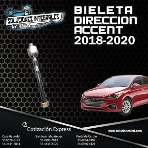 BIELETA DIRECCION ACCENT 18-20