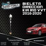 BIELETA DIRECCION KIA RIO 16-20
