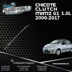 CHICOTE DE CLUTCH MATIZ G1 1.0 06/17