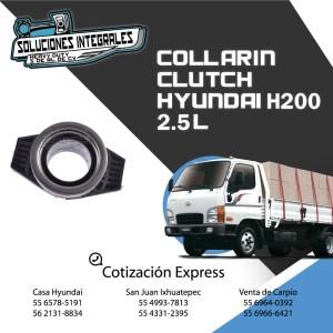 COLLARIN CLUTCH HYUNDAI H200 2.5L