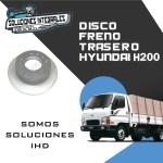 DISCO FRENO TRASERO HYUNDAI H200