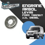 ENGRANE ARBOL LEVAS (2) FORD TRANSIT 2.2