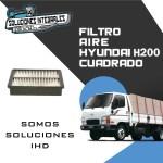 FILTRO AIRE HYUNDAI H200 CUADRADO
