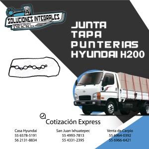 JUNTA TAPA PUNTERIAS HYUNDAI H200