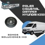 POLEA CIGÜEÑAL DAMPER HYUNDAI H350